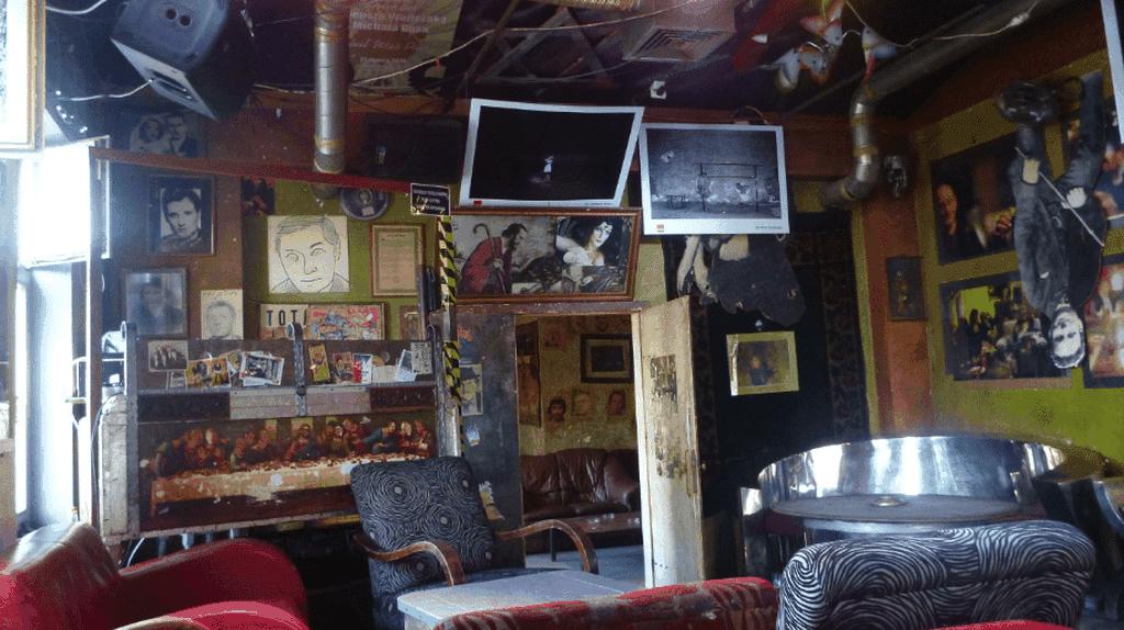 Spatif Cafe Sopot   © Northern Irishman in Poland