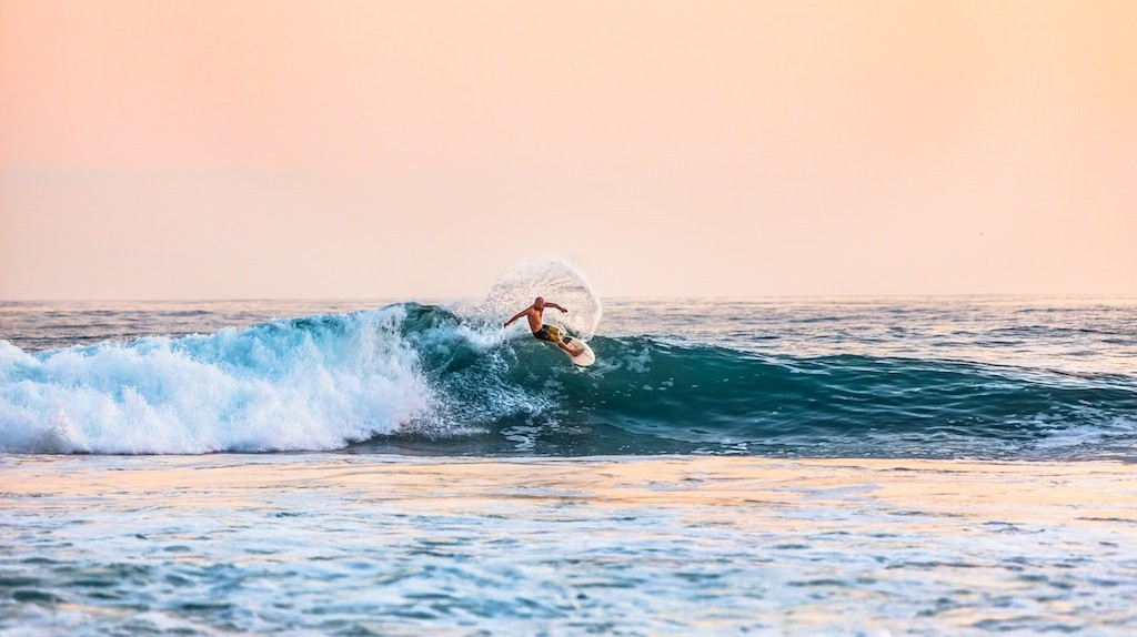 Panama has some amazing surf spots