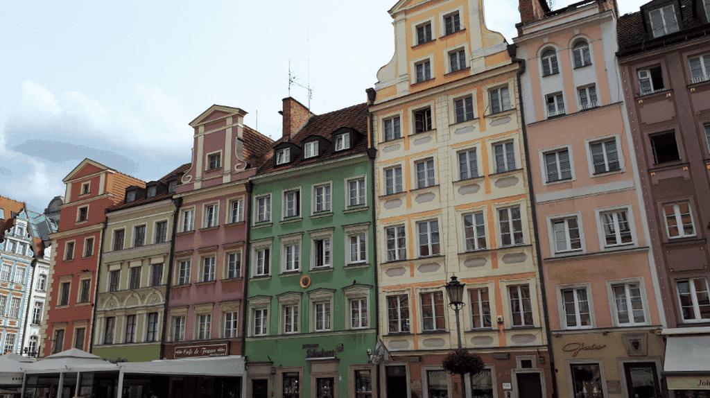 Wrocław Old Town Square | (c) Northern Irishman in Poland