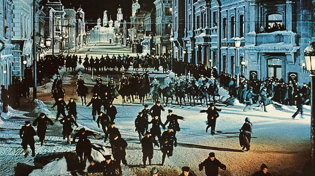 Screenshot from Doctor Zhivago | Public domain/Wikimedia Commons