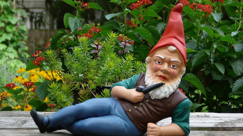 German stereotypes are gnome laughing matter I © Colibri1968 / WikiCommons
