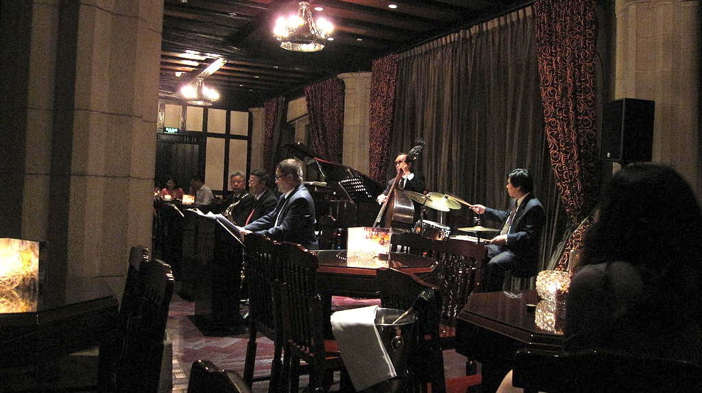 Fairmont Peace Hotel Jazz Band | © ChinaTravelSavvy.Com / WikiCommons