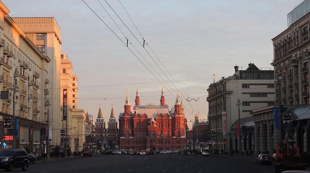 Tverskaya Street | © Shakko/Wikimedia Commons
