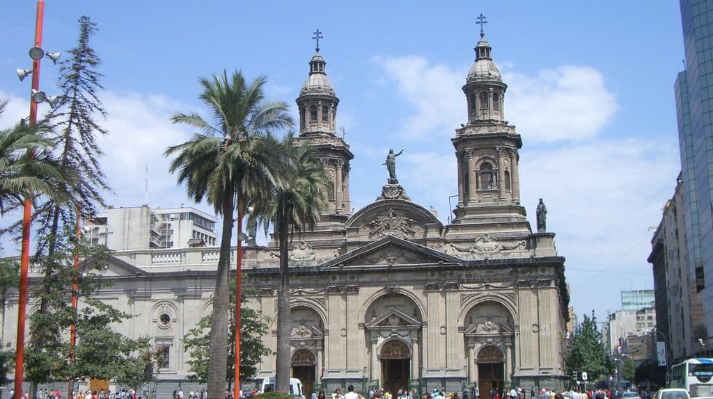 Plaza de Armas, Santiago | © Peter Collins / Flickr