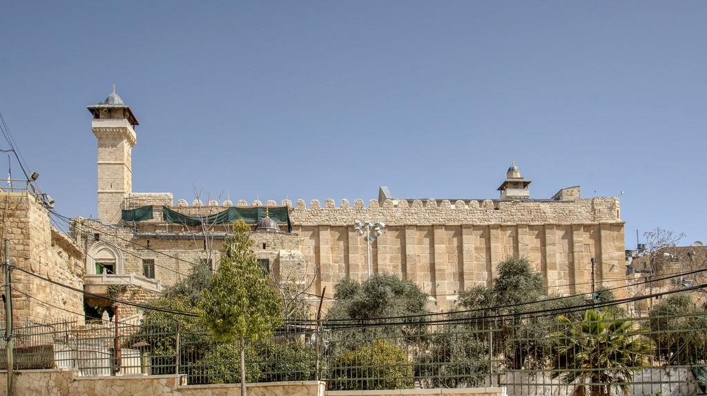 Tomb of the Patriarchs | © Derek Winterburn / Flickr