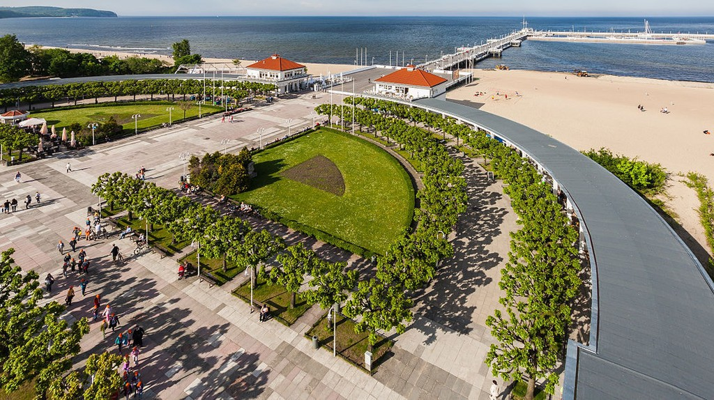 Sopot, Poland | © Diego Delso, delso.photo, License CC-BY-SA / WikiCommons