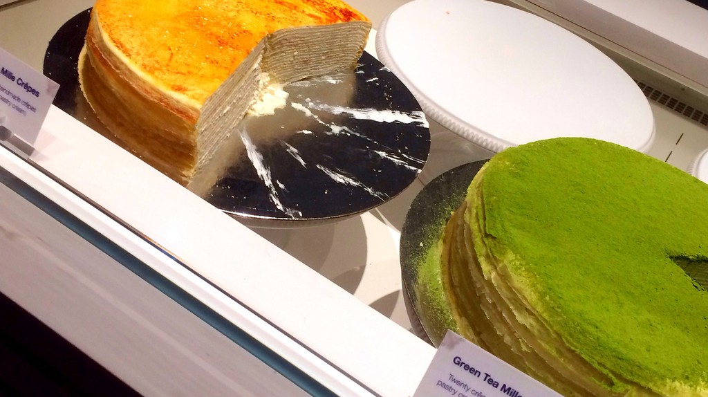 Cakes at Lady M | © Shinya Suzuki / Flickr