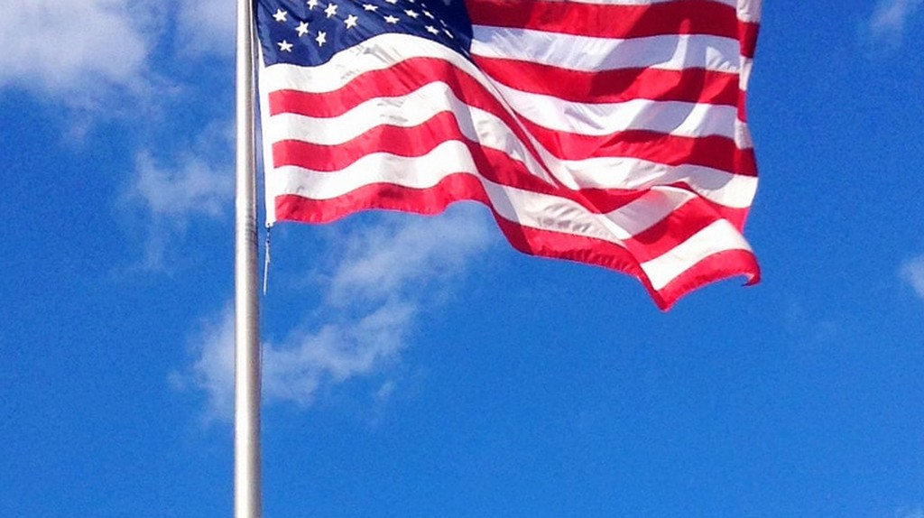 American flag | © Mike Mozart/Flickr