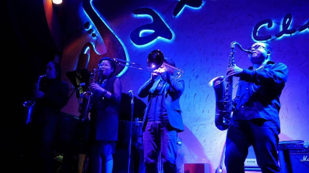 Everyone loves saxophones   Courtesy of Sax N Art Jazz Club
