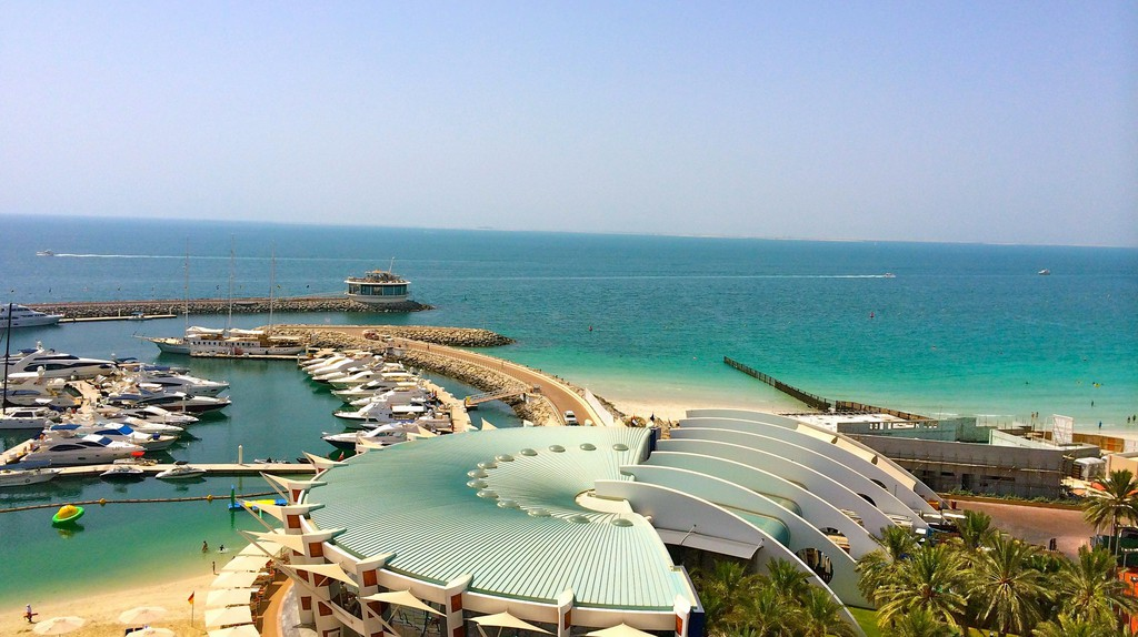 Jumeirah Beach Hotel | © Sarah_Ackerman/Flickr