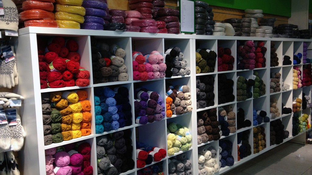 Supermarket yarn |© Jennifer Boyer / Flickr