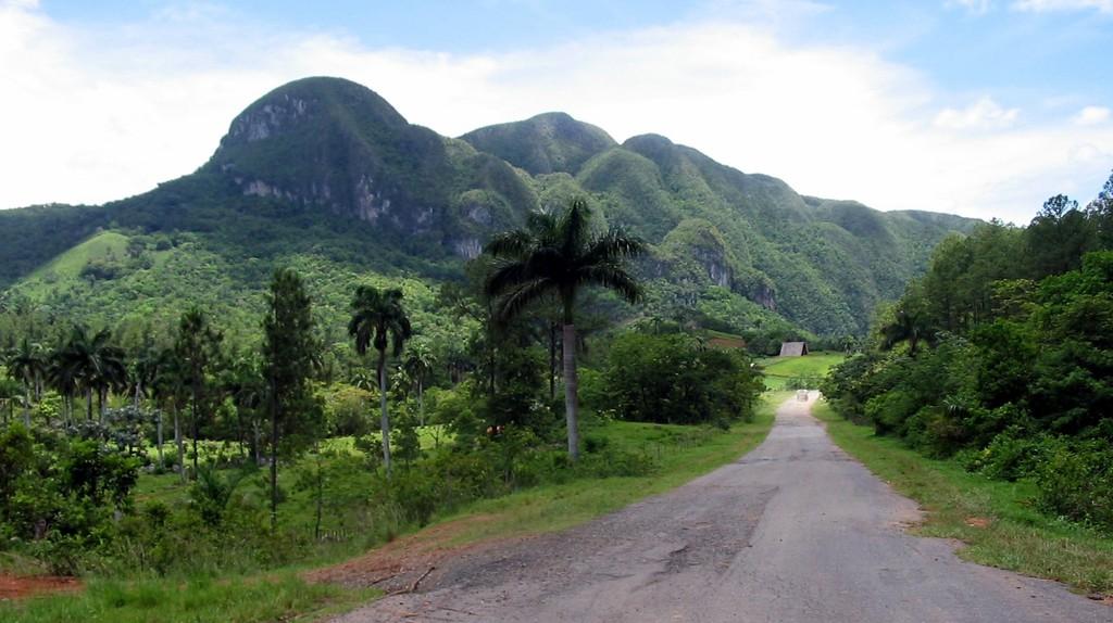 Countryside outside Vinales, Cuba © David Grant / Flickr