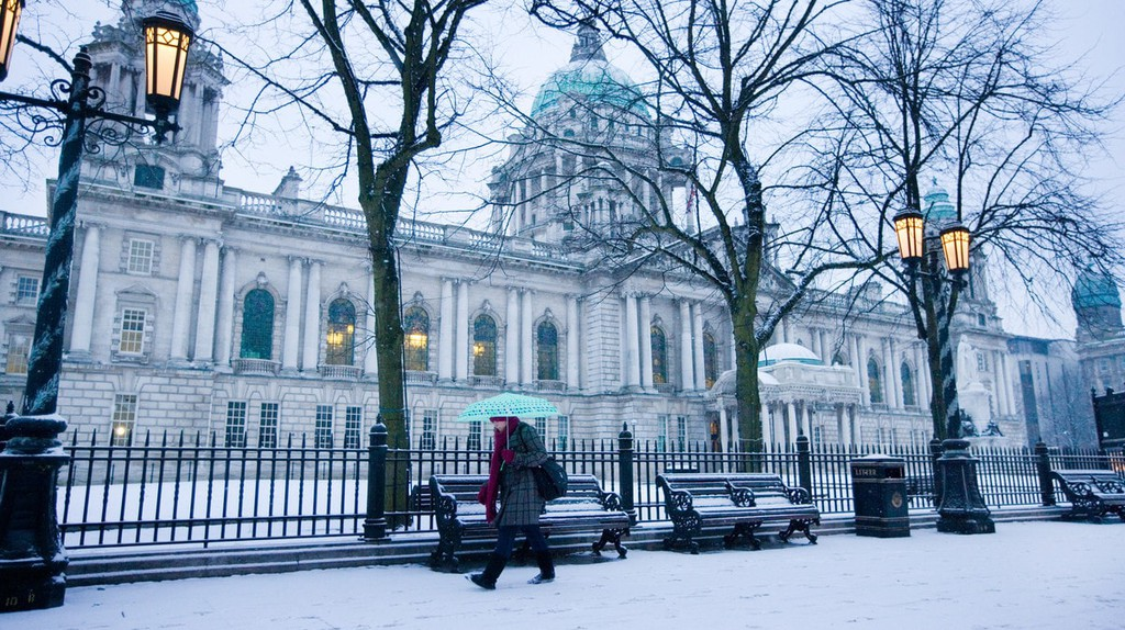 Belfast City Hall | Courtesy of Tourism NI