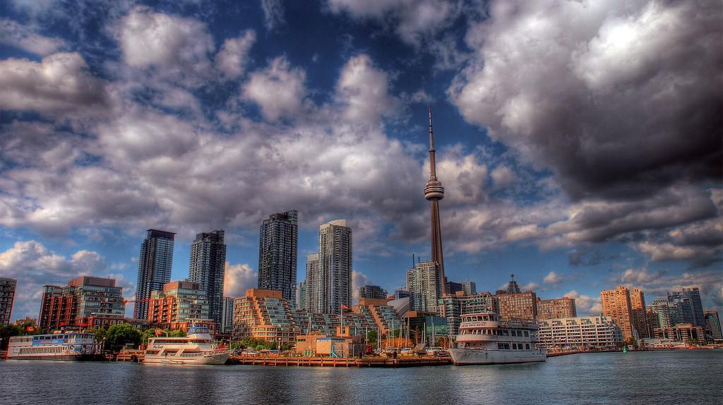 Toronto Skyline | © Paul Bica / Flickr