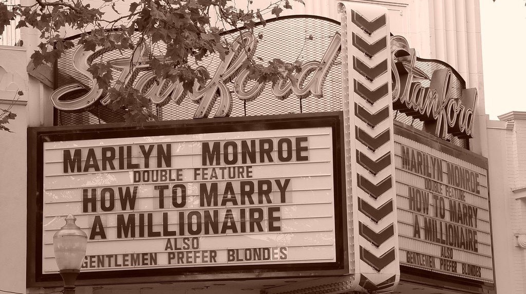 How to Marry a Millionaire | © Franco Folini/Flickr