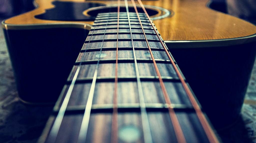 Guitar   © Eleonora Albasi / Flickr