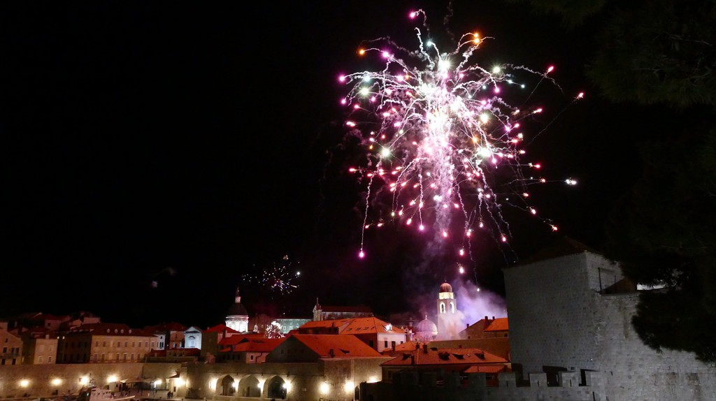 New Year's Eve, Dubrovnik   © Donald Judge/Flickr
