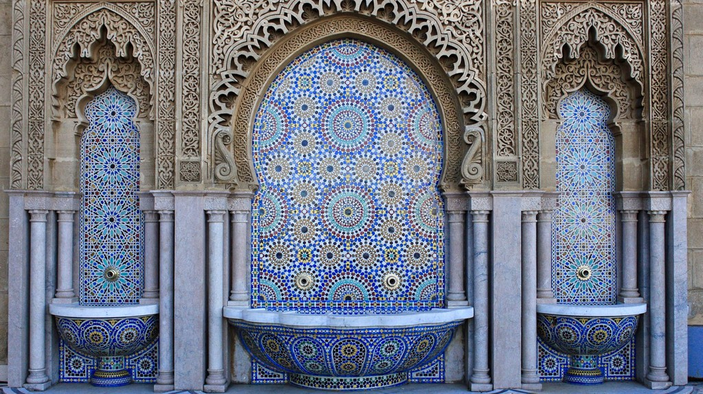 Mohammed V Mausoleum in Rabat | © Ravi Sarma / Flickr