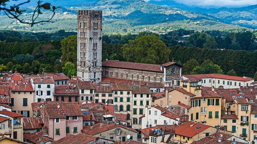 Lucca  © John Weiss/Flickr