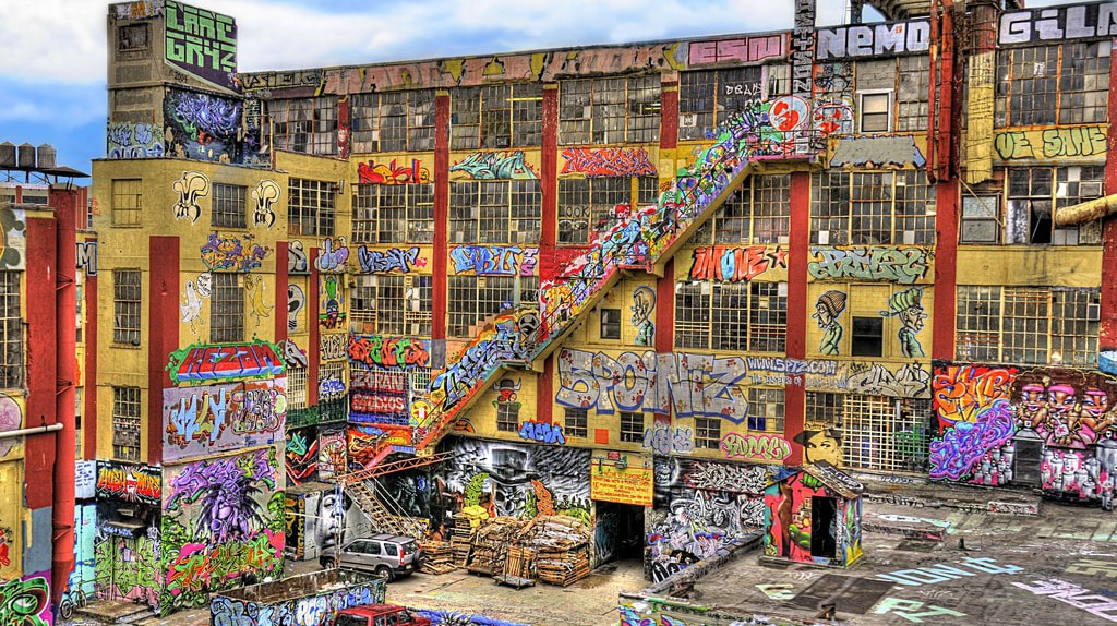 5pointz | © iamNigelMorris/Flickr