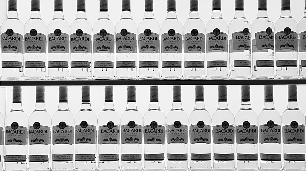 Bacardi rum © Ed Ivanushkin / Flickr