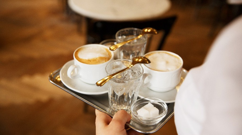Coffee in Vienna | © Vienna Tourist Board