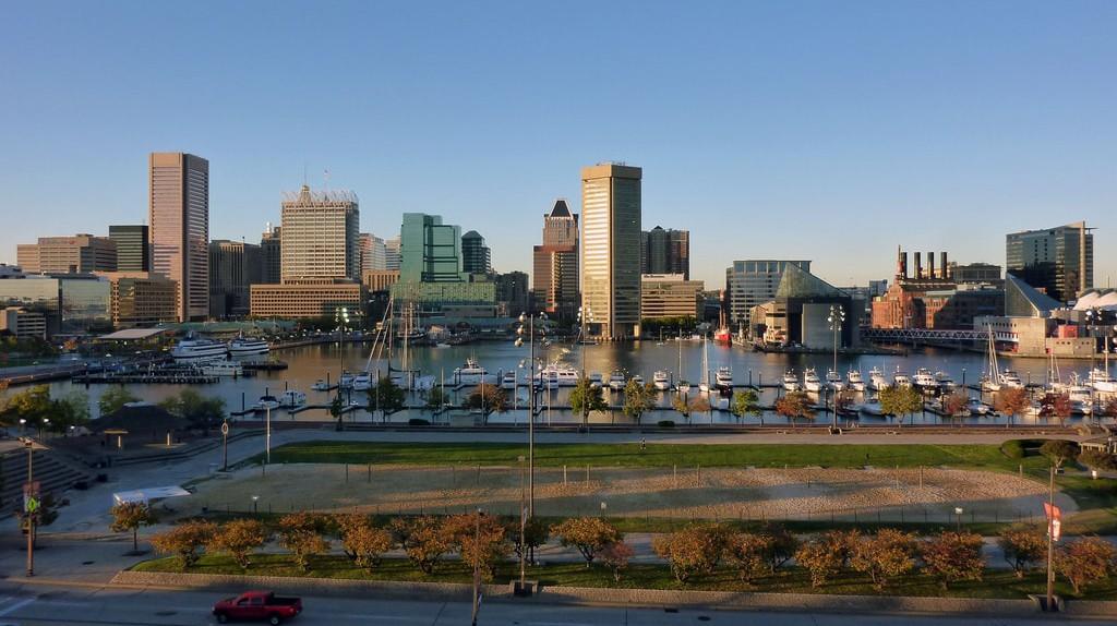 Downtown Baltimore | © Payton Chung/Flickr