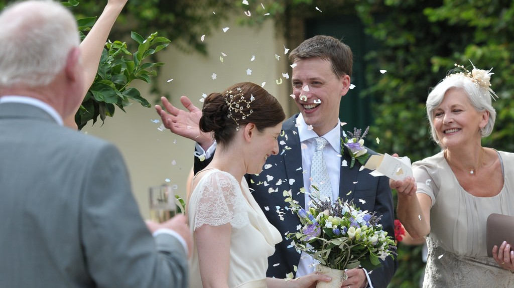 Wedding Scene| ©Matthew Hutchinson/Flickr