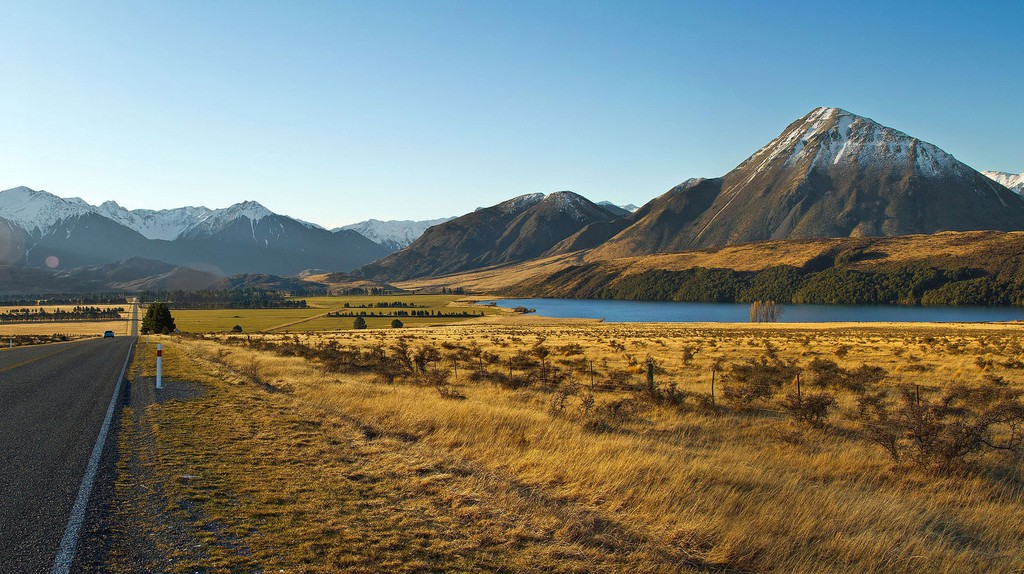 New Zealand landscape | ©  Colin Capelle/Flickr