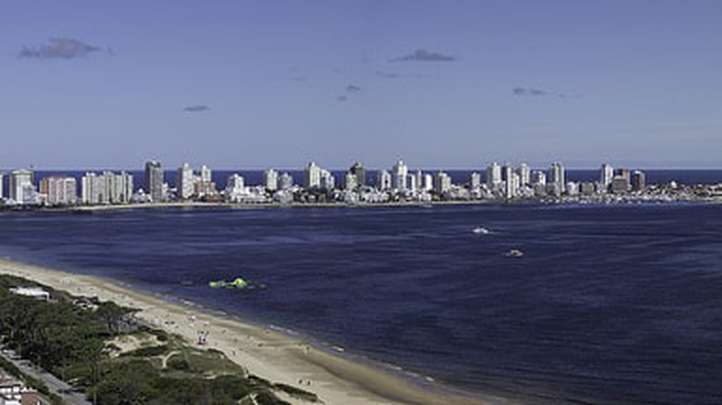 Punta del Este cityscape