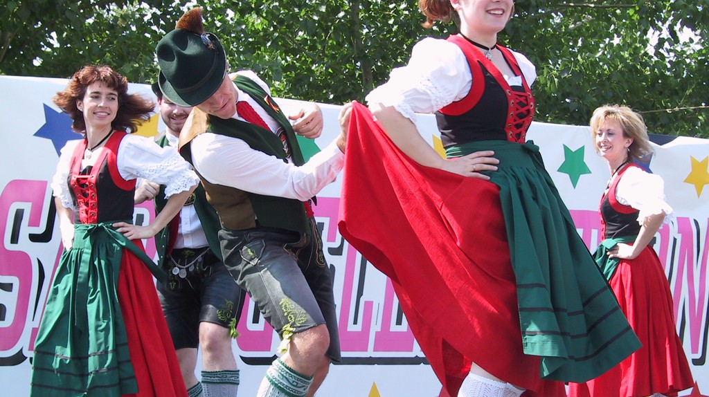 Bavarian Schuhplattler |  © Dyslexic_agnostic/Wikimedia Commons