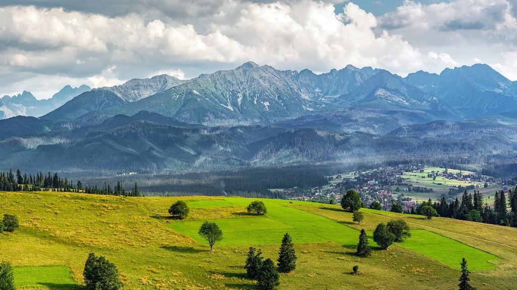 Carpathians' landscapes   © qimono / Pixabay