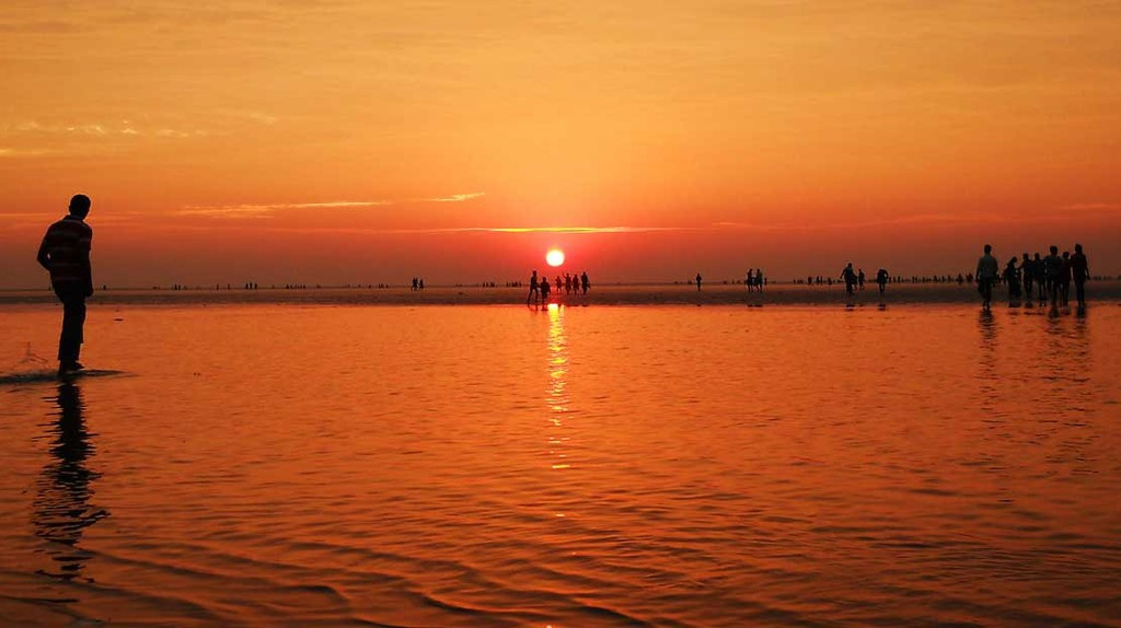 Chandipur Beach | © Surjapolleywiki / WikiCommons