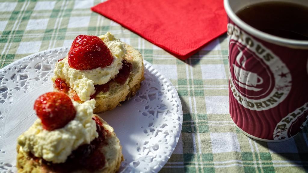 Cornish Cream Tea | © Garry Knight/Flickr