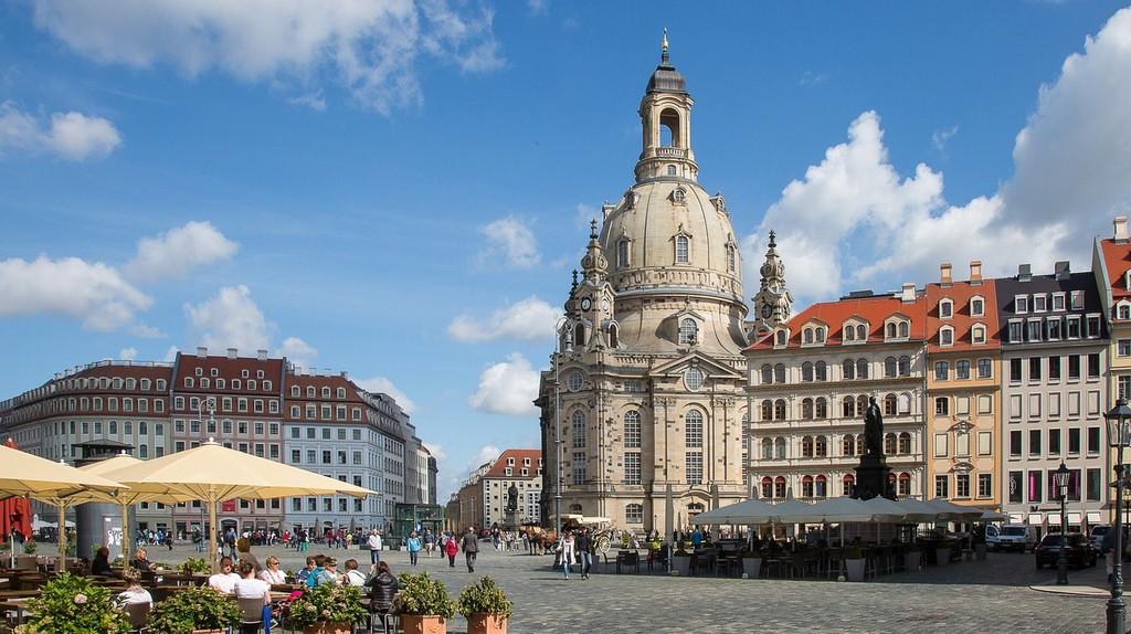 Frauenkirche, Dresden |© maxmann / Pixabay