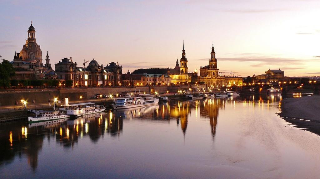 Dresden | © cocoparisienne / Pixabay