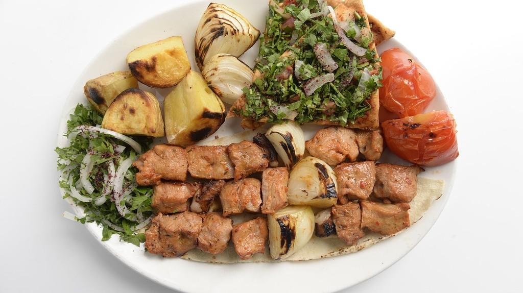 Lebanese food |@neildodhia/Pixabay