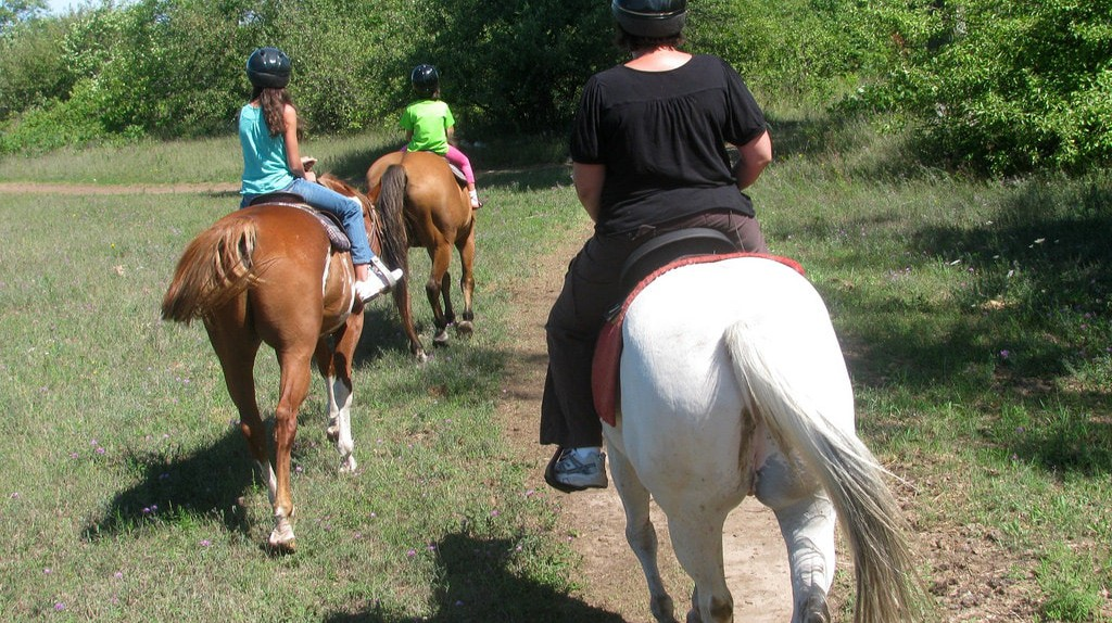 Horseback Riding in Wisconsin   © Eden, Janine and Jim / Flickr