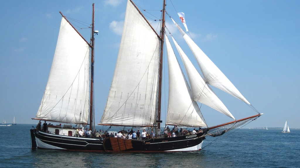Kiel on the Baltic Sea   © Manne1409 / Pixabay