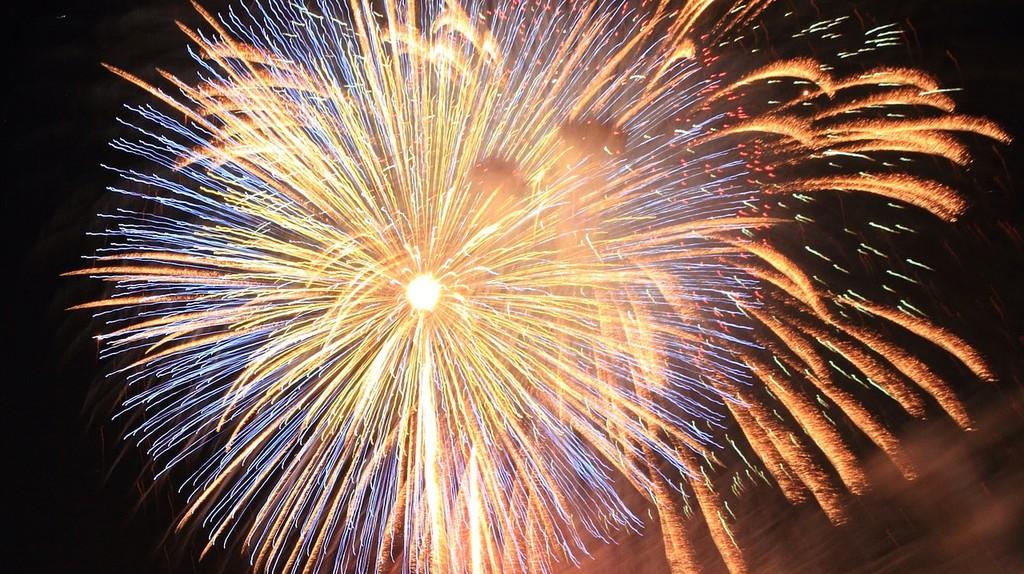 New Year's Fireworks  | © Pixabay