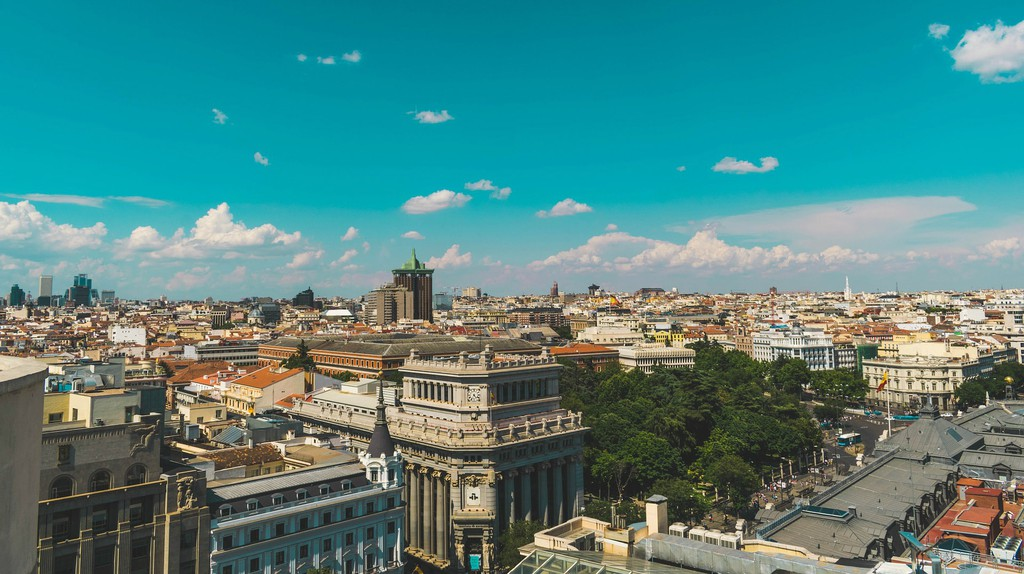 Madrid|©Stan89/Pixabay