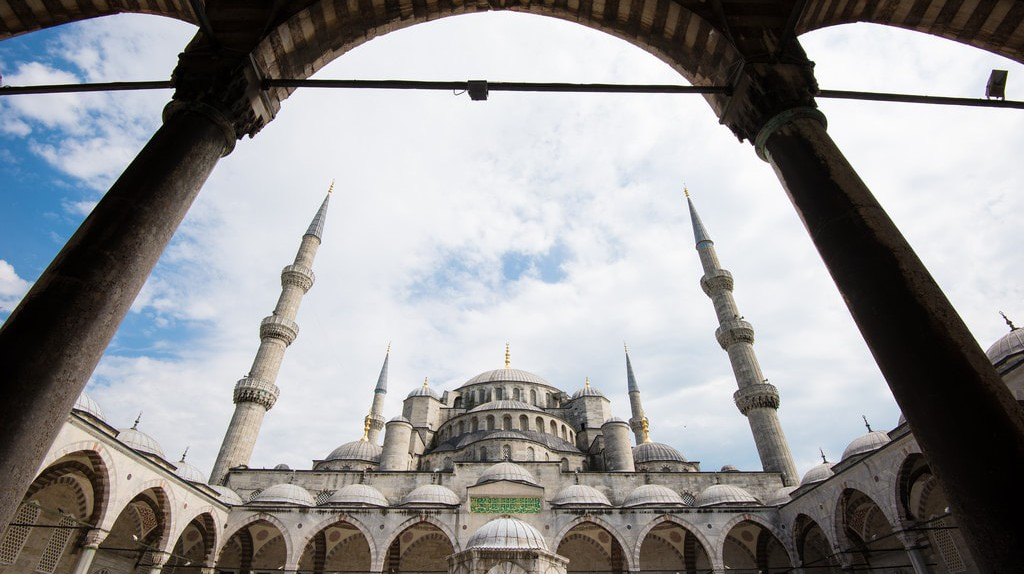 Sultan Ahmed Mosque (Blue Mosque) | © Lando Mikael / Flickr