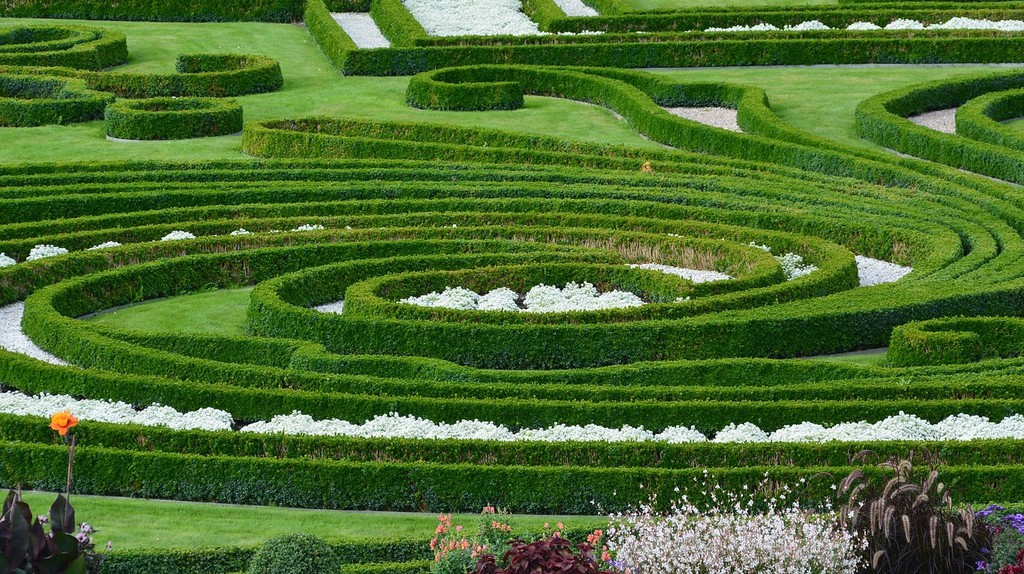 Herrenhausen Gardens | © bernswaelz / Pixabay