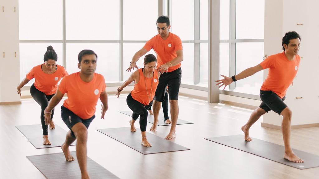 Yoga Studio in Singapore | © Platinum Yoga