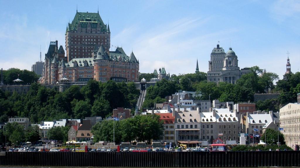 Quebec City   © Kyle Taylor / Flickr