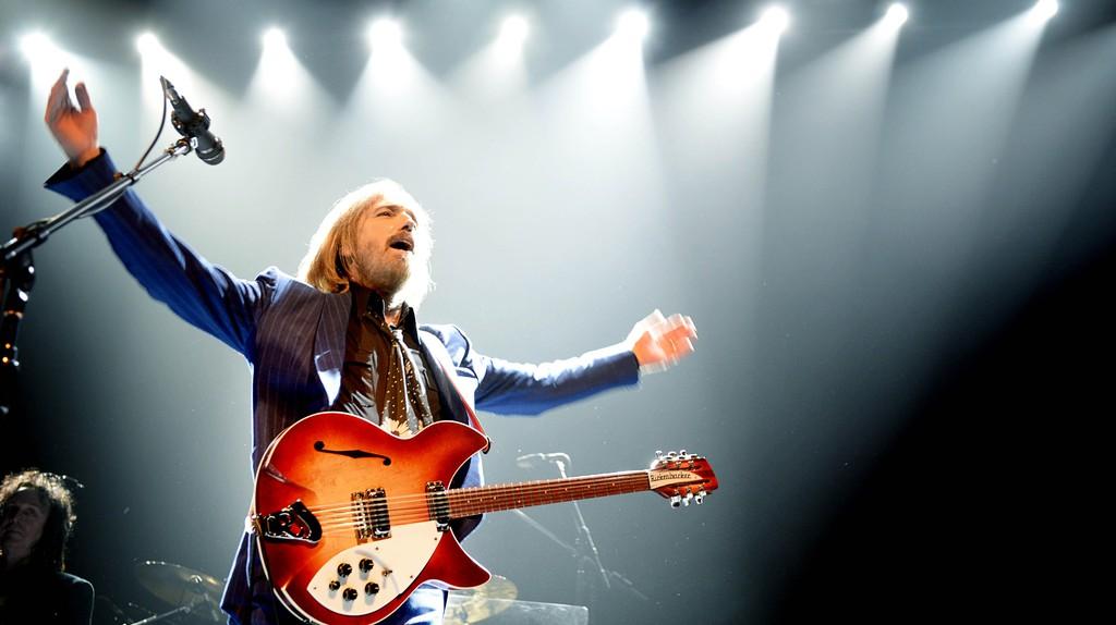 Tom Petty | © IBL/REX/Shutterstock