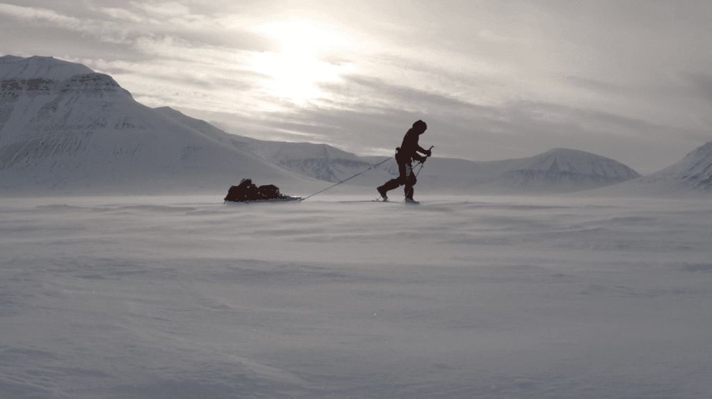 Meet the Man Aiming to Become the Youngest Ever to Reach the South Pole