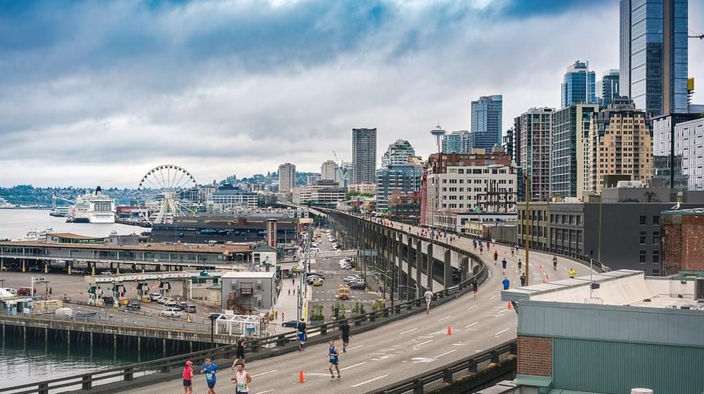 Seattle marathon   © Infinite Thought/Pixabay