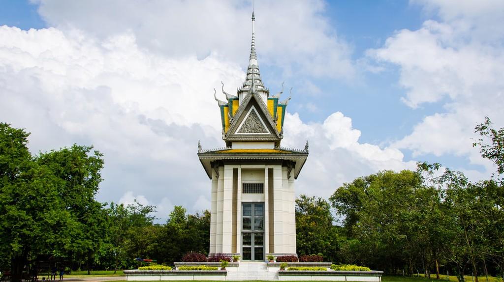 Memorial Stupa | © Seashell World/ Shutterstock.com