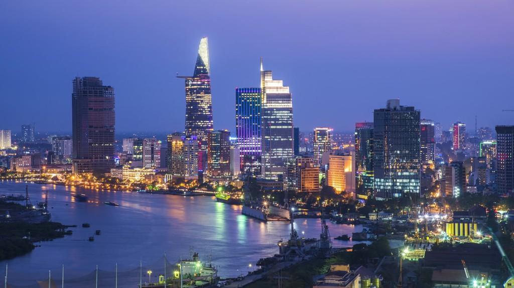 Saigon River   © People Image Studio/Shutterstock